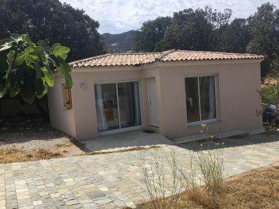 Ansicht des Objektes Mietobjekt Villa 111491 Calvi