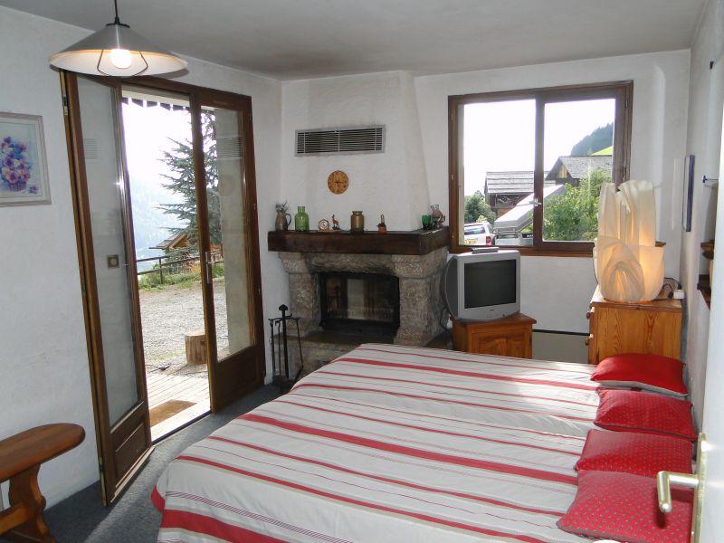 Schlafzimmer Mietobjekt Chalet 112531 La Clusaz