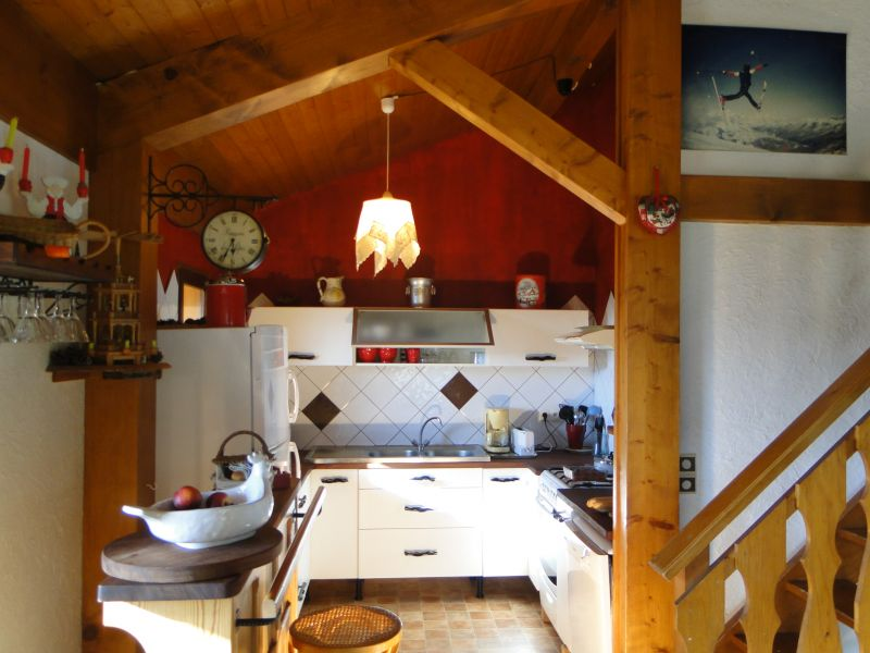 Sommerküche Mietobjekt Chalet 112531 La Clusaz