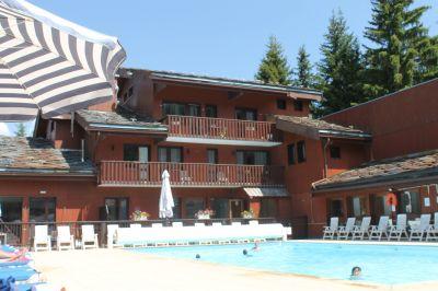 Schwimmbad Mietobjekt Appartement 112637 La Plagne