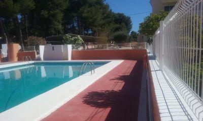 Schwimmbad Mietobjekt Appartement 113049 Calpe