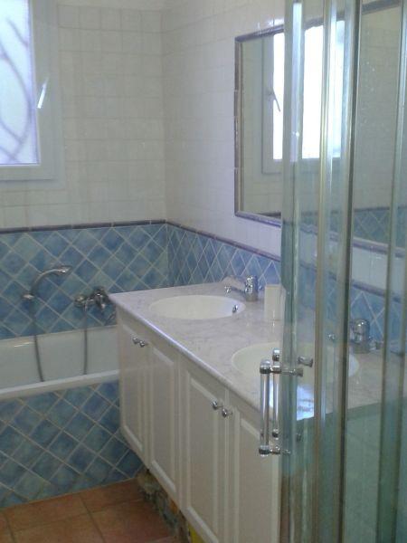 Badezimmer Mietobjekt Villa 113482 Vence