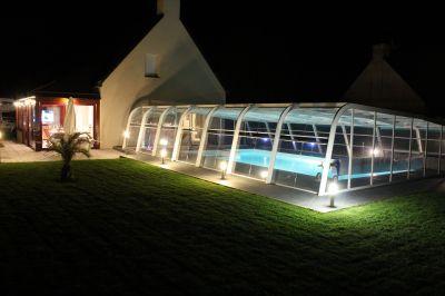 Schwimmbad Mietobjekt Haus 114331 Dol-de-Bretagne