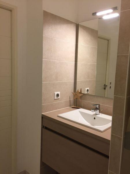 Badezimmer Mietobjekt Appartement 116422 Saint-Gély-du-Fesc