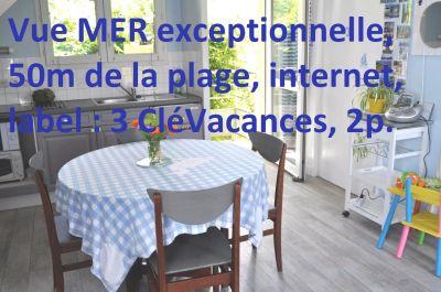 Grundriss des Objektes Mietobjekt Appartement 77591 Perros-Guirec