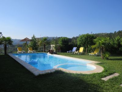 Schwimmbad Mietobjekt Villa 78711 Braga