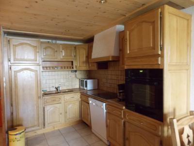 offene Küche Mietobjekt Appartement 79749 La Plagne