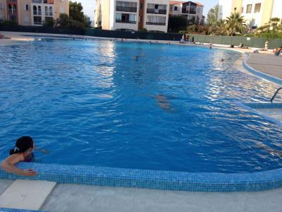 Schwimmbad Mietobjekt Appartement 85654 Fr�jus