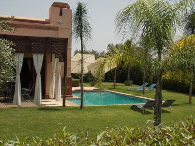 Mietobjekt Villa 86815 Marrakesch