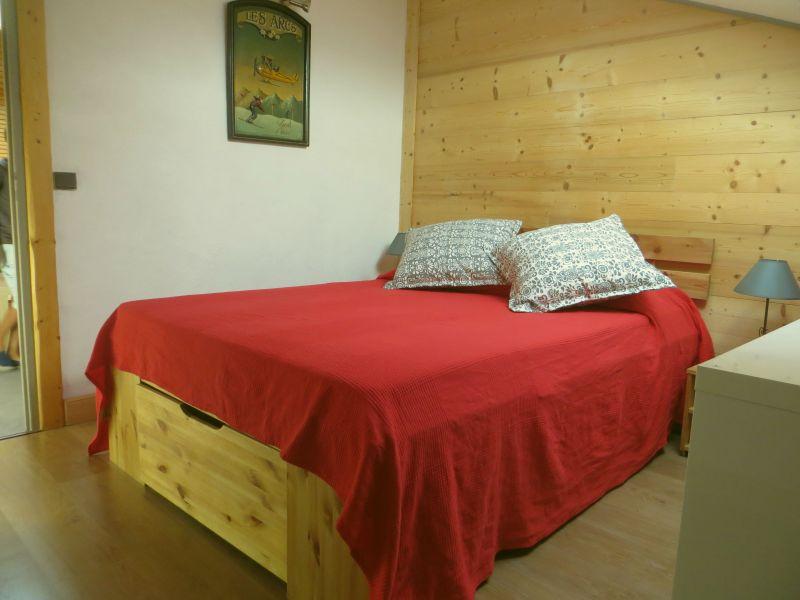 Schlafzimmer Mietobjekt Appartement 96964 Bourg Saint Maurice