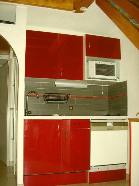 offene Küche Mietobjekt Appartement 96964 Bourg Saint Maurice