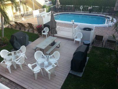 Garten Mietobjekt Appartement 101872 Pompano Beach