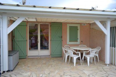 Terrasse Mietobjekt Haus 104263 Valras-Plage