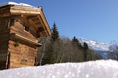 Ansicht des Objektes Mietobjekt Chalet 107905 Saint Gervais Mont-Blanc