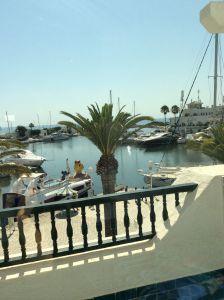 Ausblick aus der Ferienunterkunft Mietobjekt Appartement 110167 Port El Kantaoui