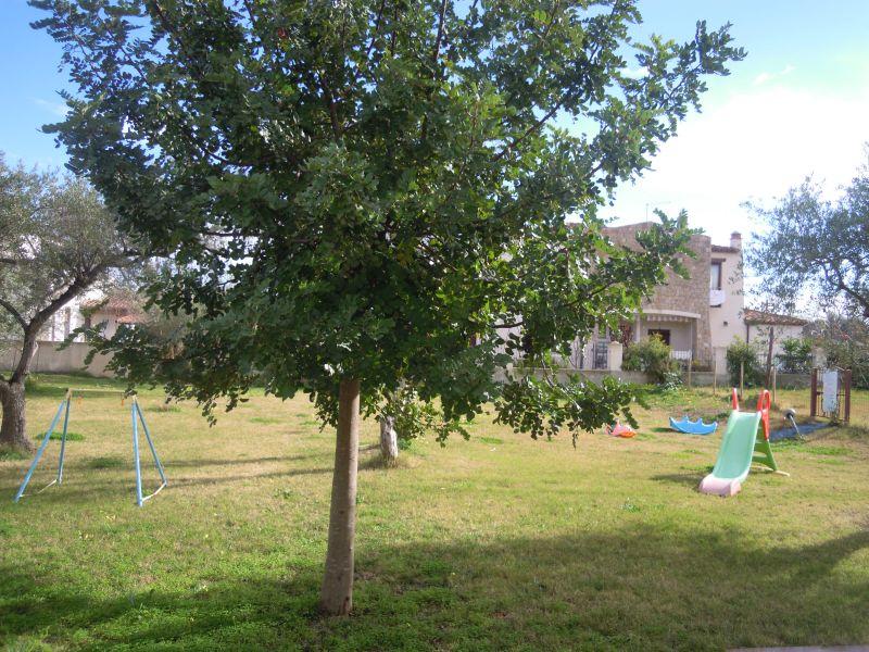 Garten Mietobjekt Appartement 111747 Lotzorai