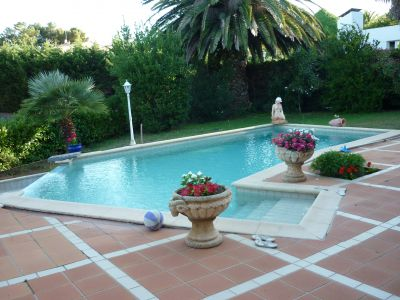 Schwimmbad Mietobjekt Villa 112077 Cap d'Agde