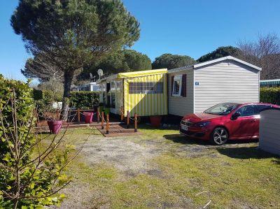 Mietobjekt Mobil-Home 114600 Biscarrosse