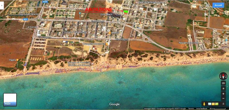 Strand Mietobjekt Villa 114625 Pescoluse