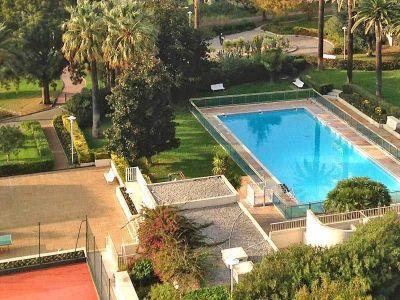 Schwimmbad Mietobjekt Appartement 115721 Juan les Pins