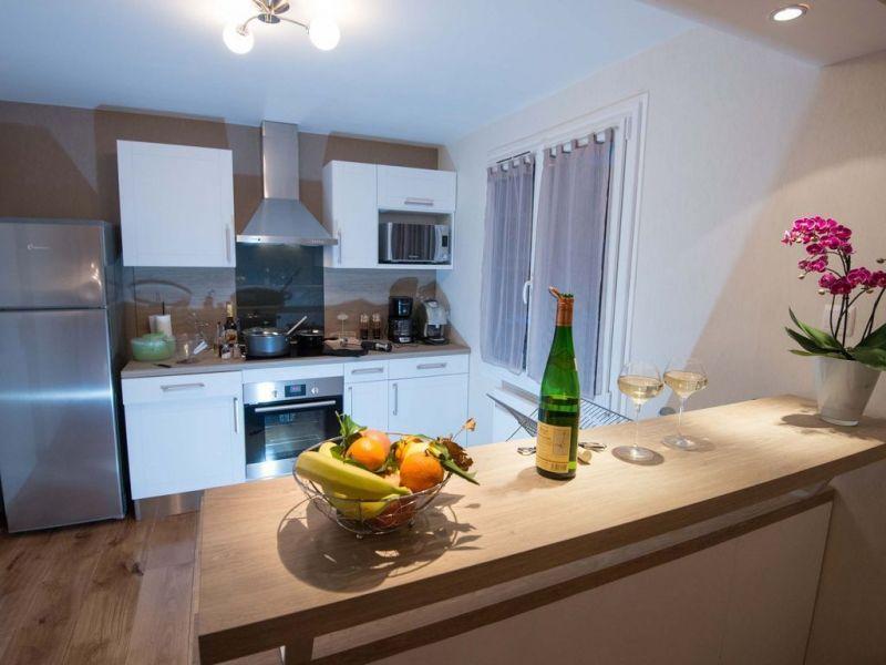 offene Küche Mietobjekt Haus 116678 Xonrupt Longemer