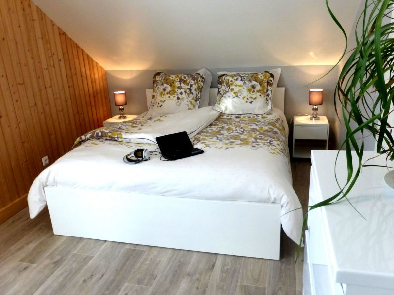 Schlafzimmer 2 Mietobjekt Haus 116678 Xonrupt Longemer