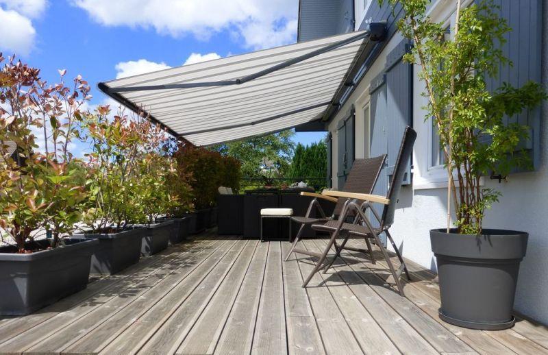 Ausblick von der Terrasse Mietobjekt Haus 116678 Xonrupt Longemer