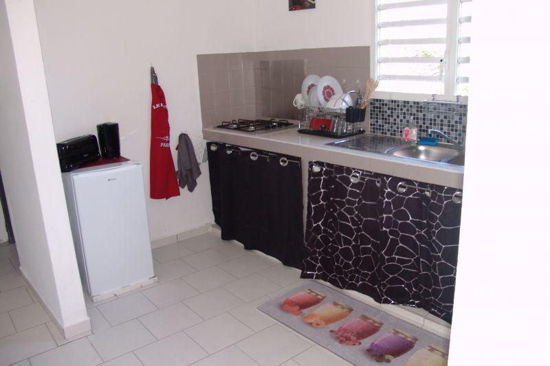 Kochnische Mietobjekt Appartement 117365 Goyave
