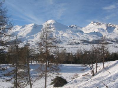 Ausblick von der Terrasse Mietobjekt Chalet 69489 La joue du Loup