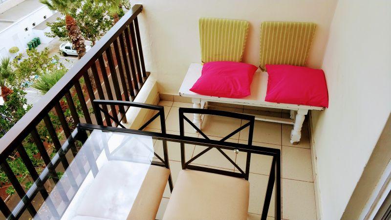 Ausblick vom Balkon Mietobjekt Studio 70234 Playa de las Américas