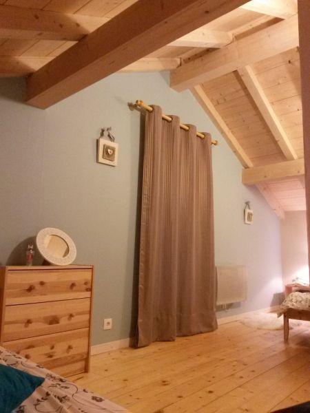Schlafzimmer 2 Mietobjekt Chalet 74243 Morillon Grand Massif