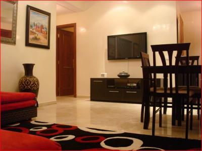 Aufenthalt Mietobjekt Appartement 74338 Casablanca