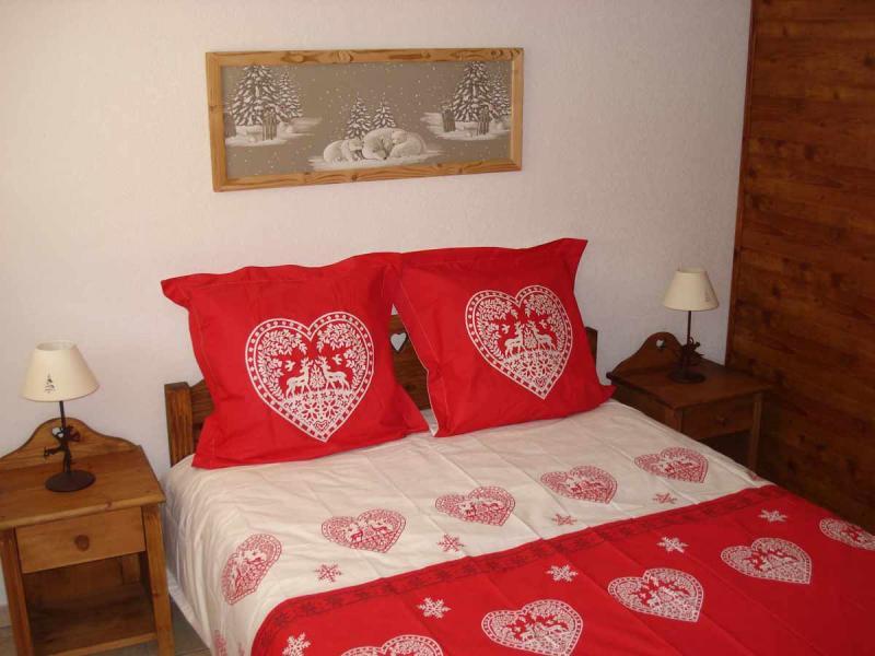 Schlafzimmer 1 Mietobjekt Appartement 79747 Les 2 Alpes