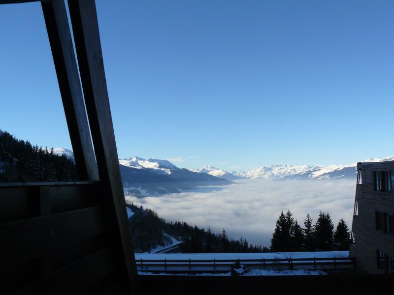 Ausblick aus der Ferienunterkunft Mietobjekt Studio 80447 Les Arcs