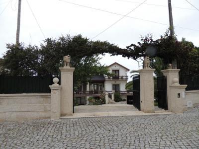 Eingang Mietobjekt Villa 81420 Esposende