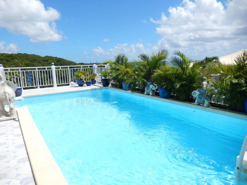 Schwimmbad Mietobjekt Appartement 82066 Saint Francois