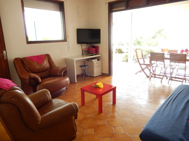 Wohnzimmer Mietobjekt Appartement 82066 Saint Francois