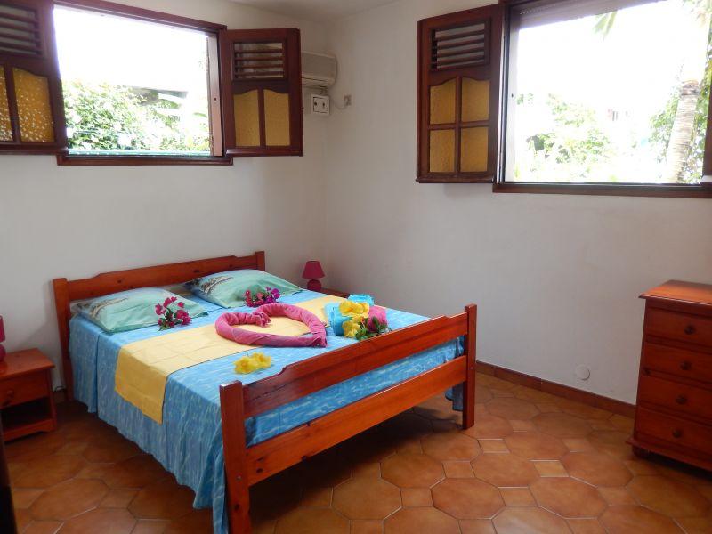 Schlafzimmer 1 Mietobjekt Appartement 82066 Saint Francois