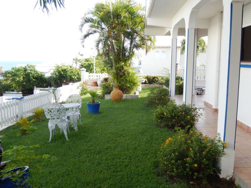 Garten Mietobjekt Appartement 82066 Saint Francois