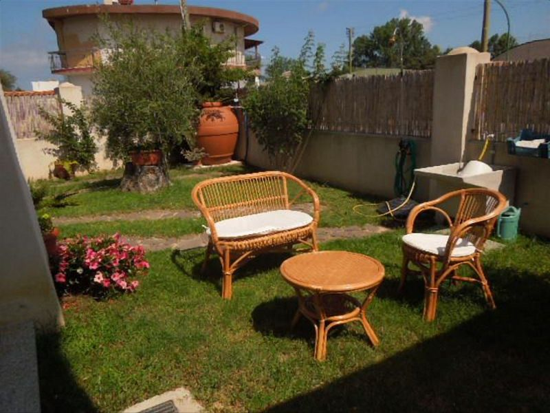 Garten Mietobjekt Appartement 84147 Lotzorai