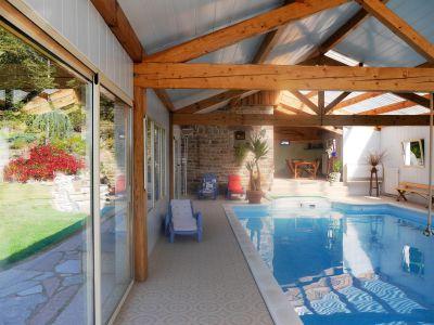 Schwimmbad Mietobjekt Haus 92943 Plombières les Bains