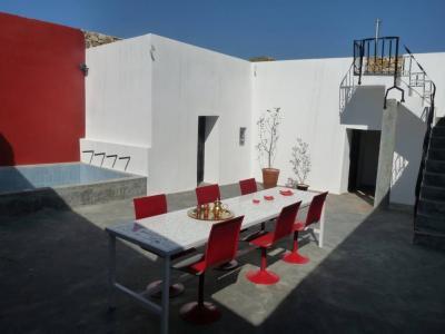 Hof Mietobjekt Haus 93190 Agadir