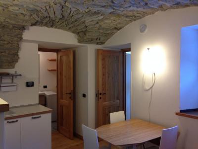 Eingang Mietobjekt Appartement 93220 Alagna Valsesia