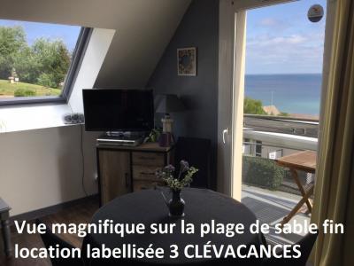 Ausblick aus der Ferienunterkunft Mietobjekt Appartement 94927 Perros-Guirec