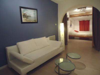 Wohnzimmer Mietobjekt Appartement 96768 Carcassonne