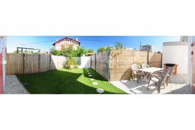 Garten Mietobjekt Appartement 97209 Biarritz