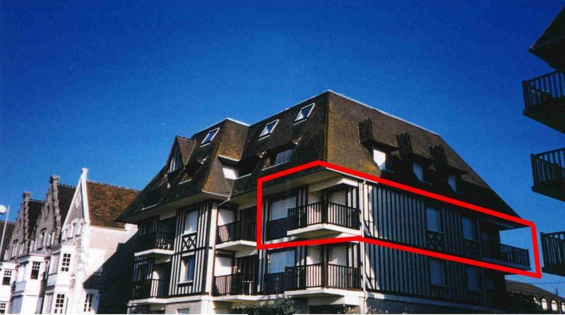 Ansicht des Objektes Mietobjekt Appartement 10782 Cabourg