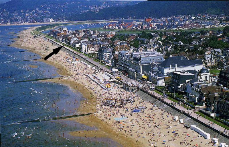 andere Mietobjekt Appartement 10782 Cabourg