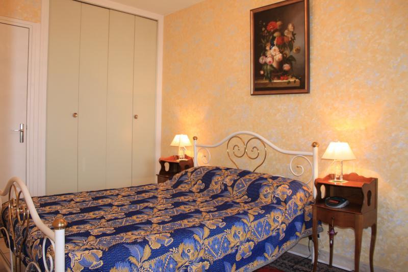Schlafzimmer 2 Mietobjekt Appartement 10782 Cabourg