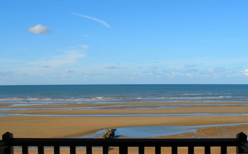 Ausblick aus der Ferienunterkunft Mietobjekt Appartement 10782 Cabourg